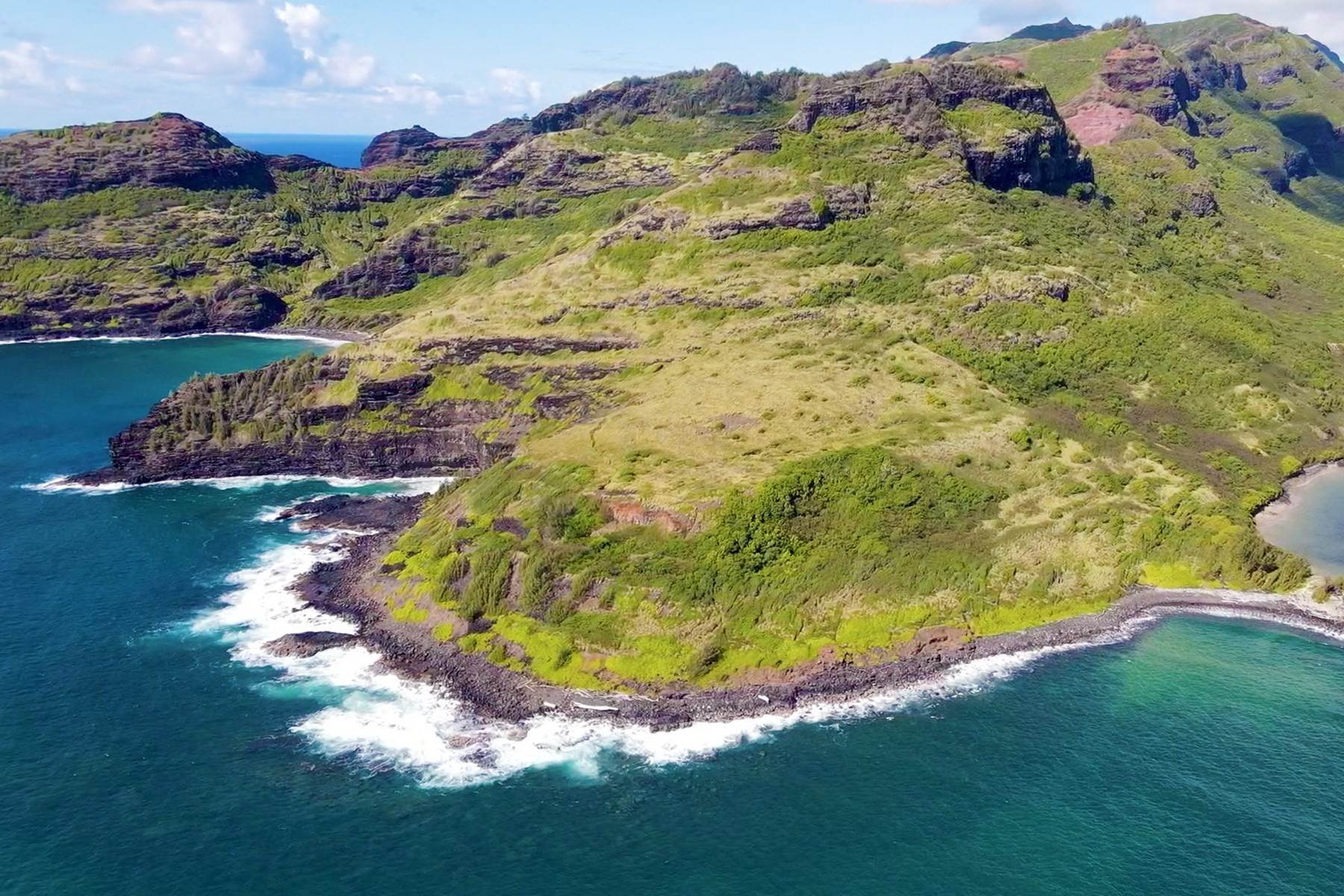 土地,用地 为 销售 在 The Headlands of Kalanipu'u Niumalu 利湖埃, 夏威夷 96766 美国